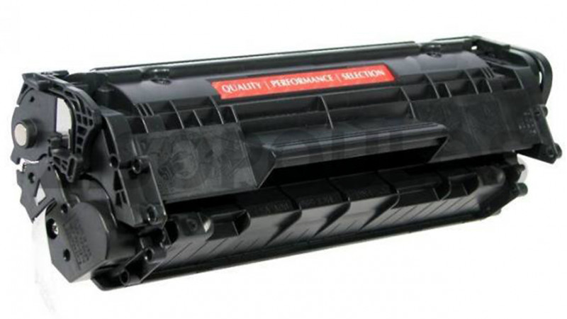 HP ΣΥΜΒΑΤΟ TONER 12A BLACK Q2612A