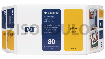 HP INK CARTRIDGE C4893A  YELLOW