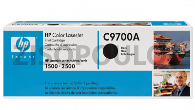 HP TONER C9700A BLACK