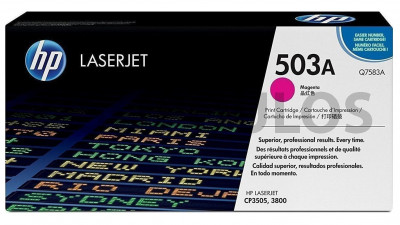 HP TONER CARTRIDGE Q7583A MAGENTA