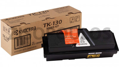 KYOCERA TONER TK 130 BLACK 1T02HS0EU0