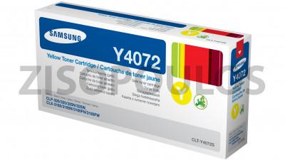 SAMSUNG  TONER YELLOW CLT-Y4092S