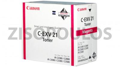 CANON  TONER C-EXV21 MAGENTA