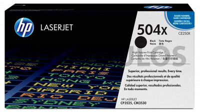 HP TONER CE250X BLACK