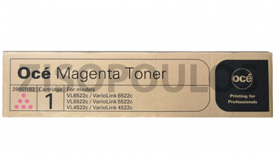 OCE TONER MAGENTA 4522C