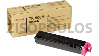 KYOCERA  TONER TK 500 MAGENTA
