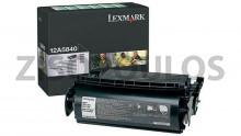 LEXMARK  TONER 12A5840 BLACK