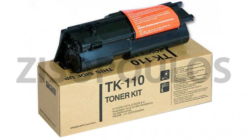 KYOCERA TONER TK 110 BLACK 1T02FV0DE0
