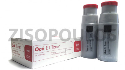 OCE TONER 9700  E1 BLACK 25001865