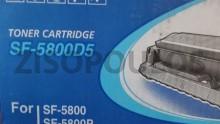 SAMSUNG  TONER  BLACK CARTRIDGE SF-5800D5