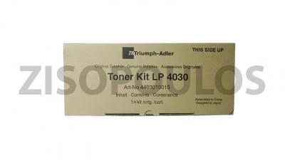 TRIUMPH ADLER  TONER LP 4030 BLACK