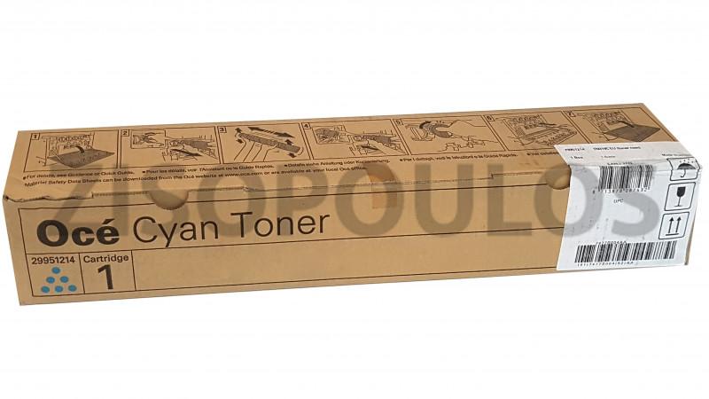 OCE TONER TN613 CYAN 4522C