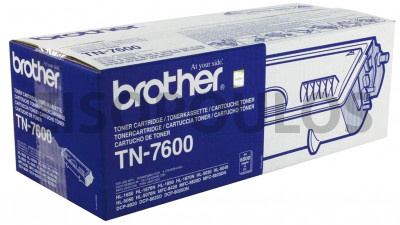BROTHER  TONER TN 7600 BLACK
