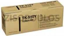 KYOCERA  TONER TK 510 YELLOW