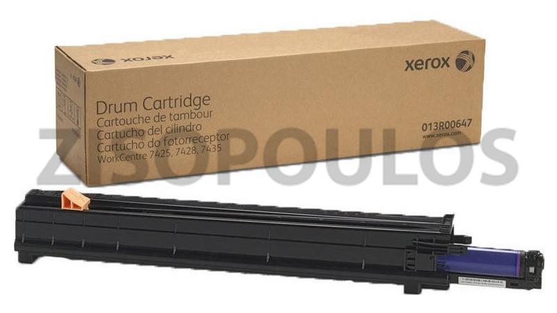 XEROX DRUM UNIT 013R00647 BLACK / COLOR