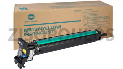 KONICA MINOLTA  IMAGING UNIT IU 313 YELLOW