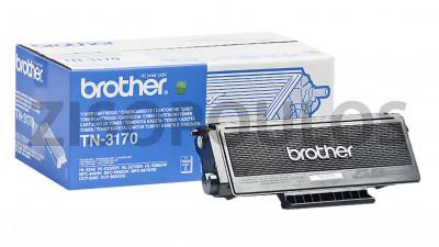 BROTHER  TONER TN 3170 BLACK