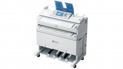 Μηχανή σχεδίου Ricoh MPW 3600