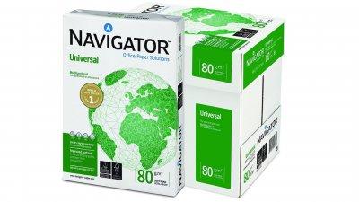 Χαρτί Navigator A4 - 20 δεσμίδες (4 κιβώτια χαρτί)