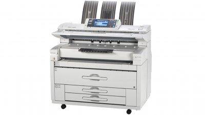 Μηχανή σχεδίου Ricoh MPW 7140