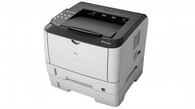 Ασπρόμαυρος εκτυπωτής Ricoh Aficio SP 3500n