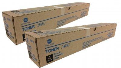 2 Toner Konica Minolta TN 514 Black