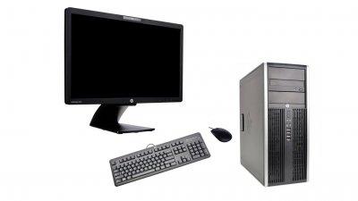 HP Compaq 8300 Intel I5 - 3470 & HP EliteDisplay E221c 21.5-in