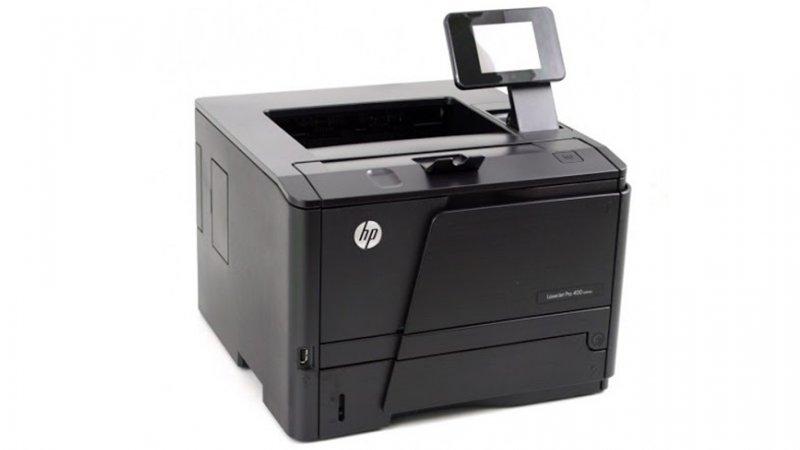 Ασπρόμαυρος εκτυπωτής HP LASERJET PRO 400 M401DN