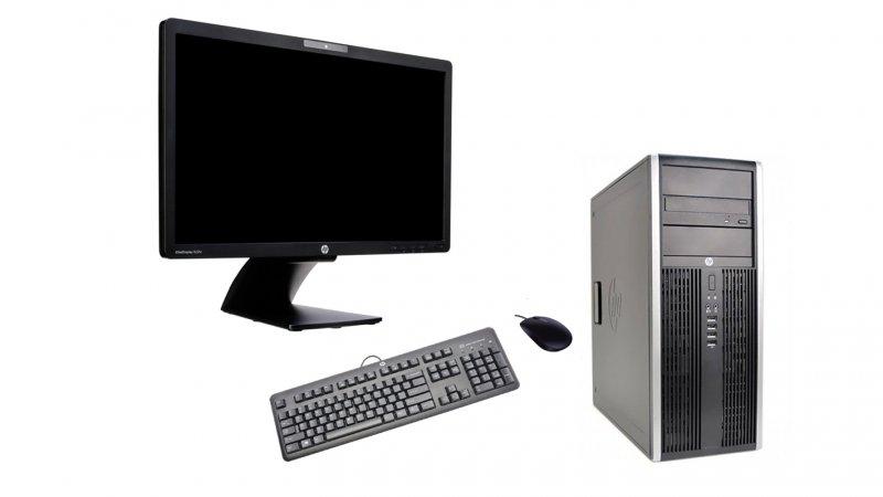 HP COMPAQ 8300 INTEL I5 - 3470 & EliteDisplay E221c 21.5-in (Refurbished)