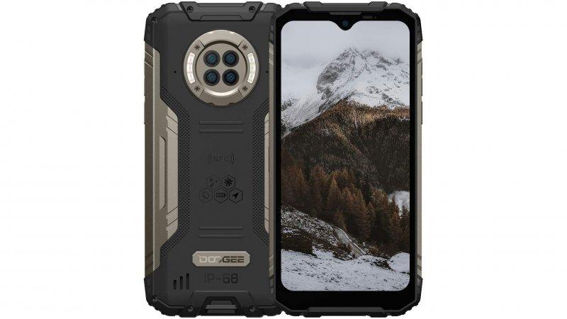 DOOGEE S96 Pro 128GB Black
