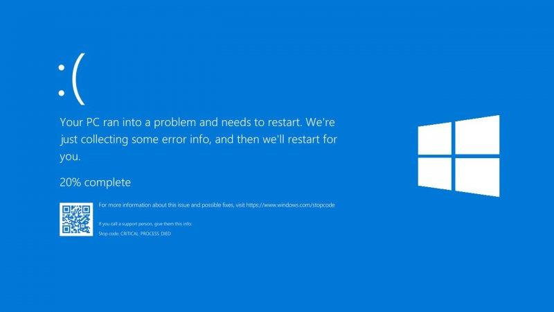 Αντιμετώπιση Μπλε Οθόνης στα Windows 10 - Μάρτιος 2021