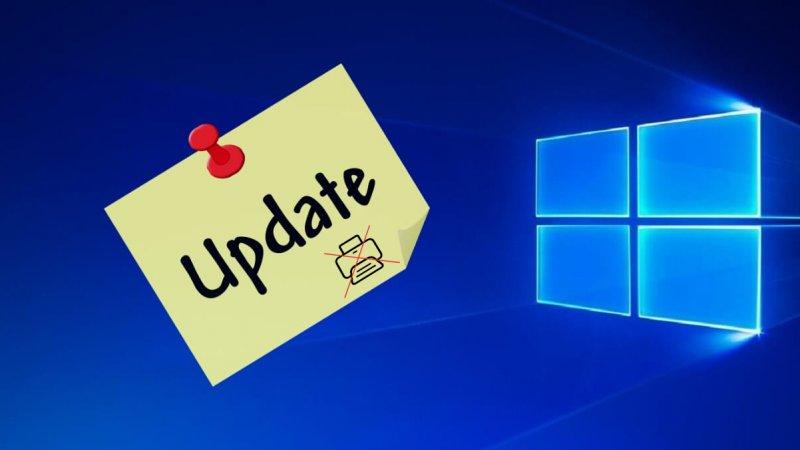 Καθυστέρηση στην εκτύπωση. Νέο Βug στο Update της Microsoft επιβαρύνει το δίκτυο.