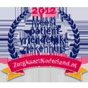 Winnaar meest patiëntvriendelijke ziekenhuis 2012