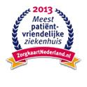 Winnaar meest patiëntvriendelijke ziekenhuis 2013