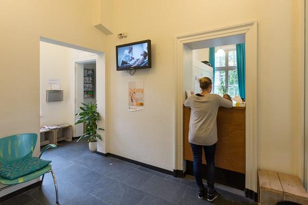 Carrousel foto 3: SAG Gezondheidscentrum Helmersstraat