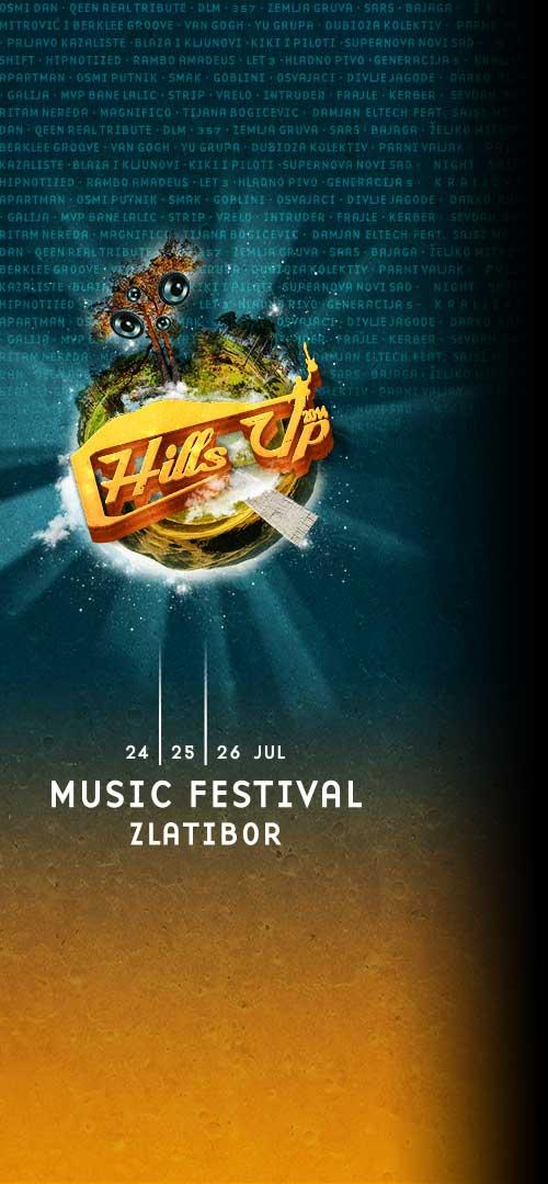 HillsUp festival - Zlatibor