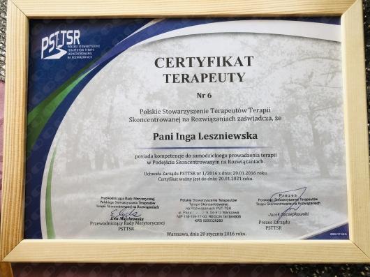 Inga Leszniewska - Multimedia