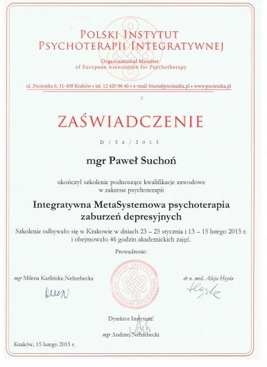 Paweł Suchoń - Galeria zdjęć