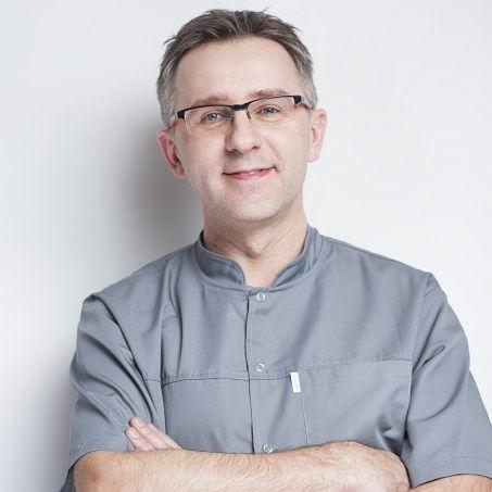 Lek Rafał Szulc Onkolog Chirurg Lekarz Medycyny