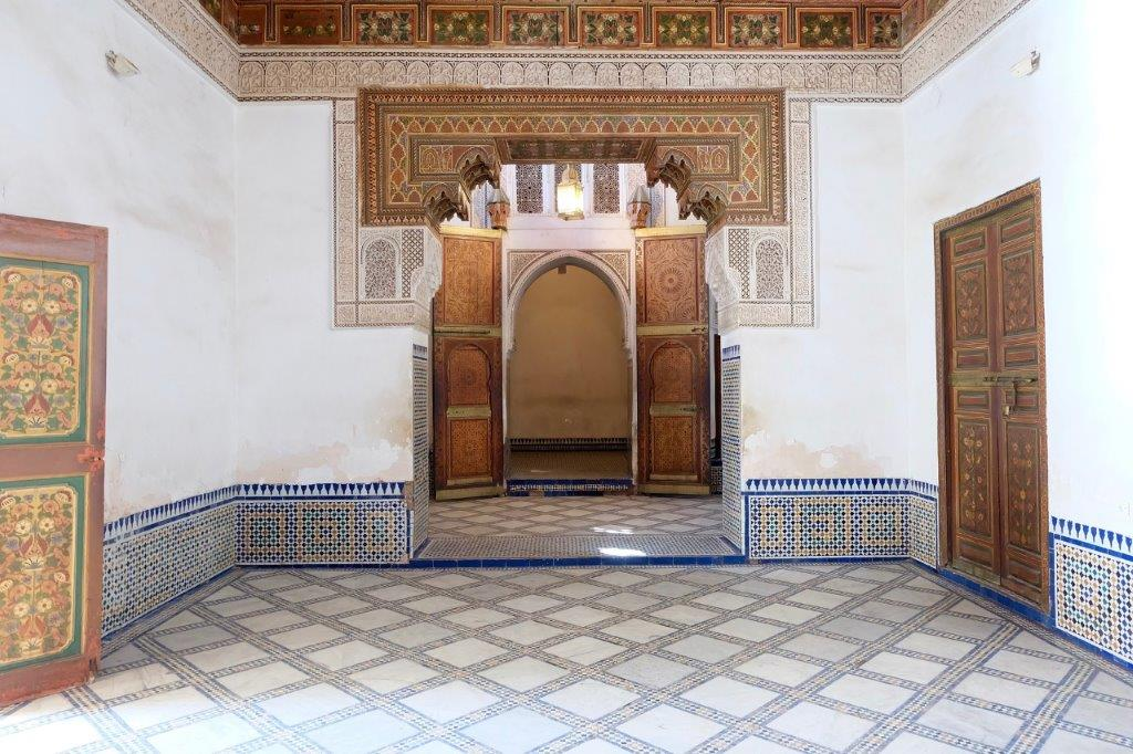 Bahia Paleis Marrakech