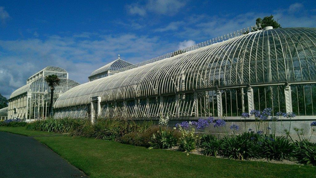 Botanische tuinen Dublin