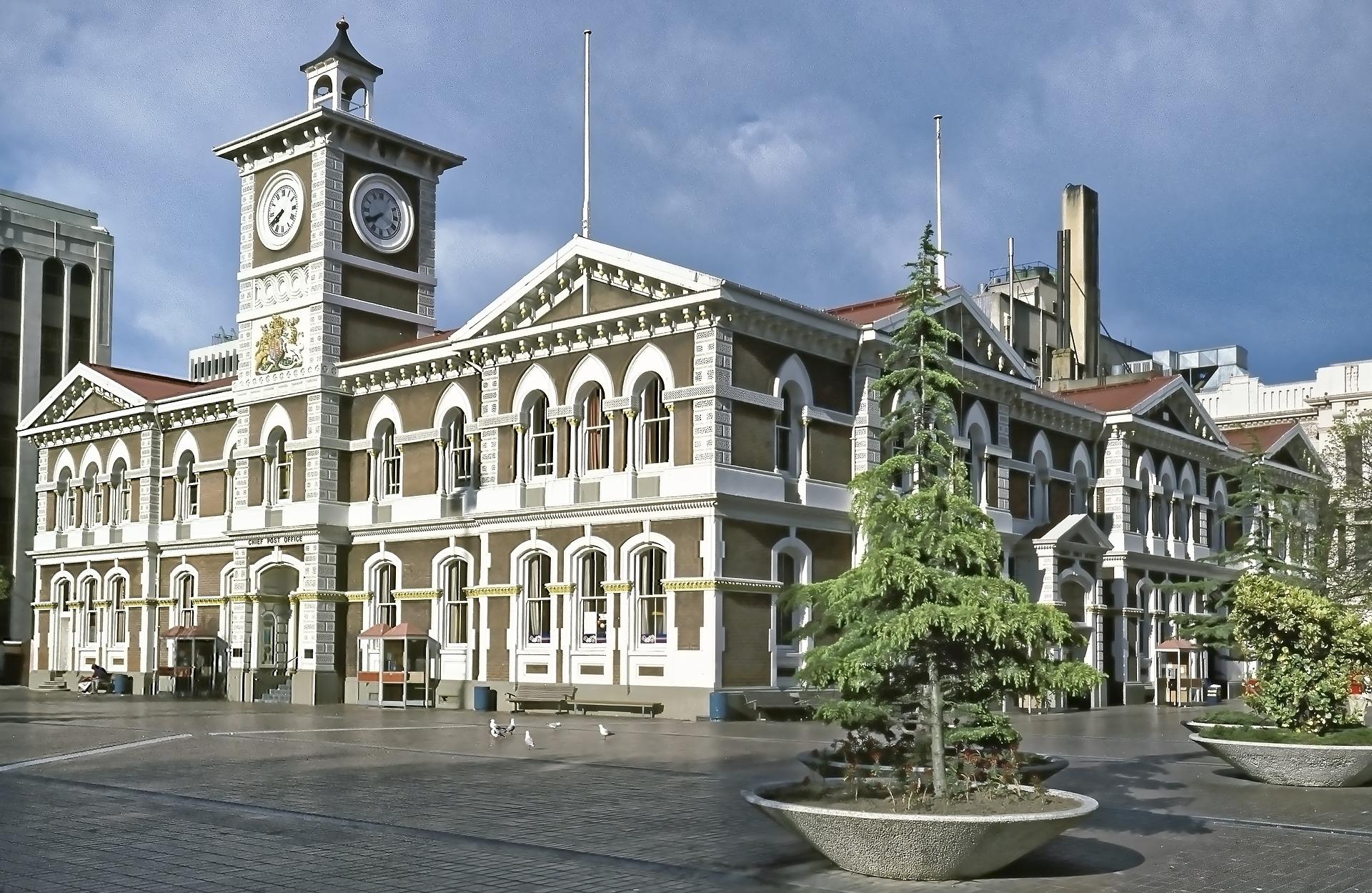 Christchurch nieuw zeeland