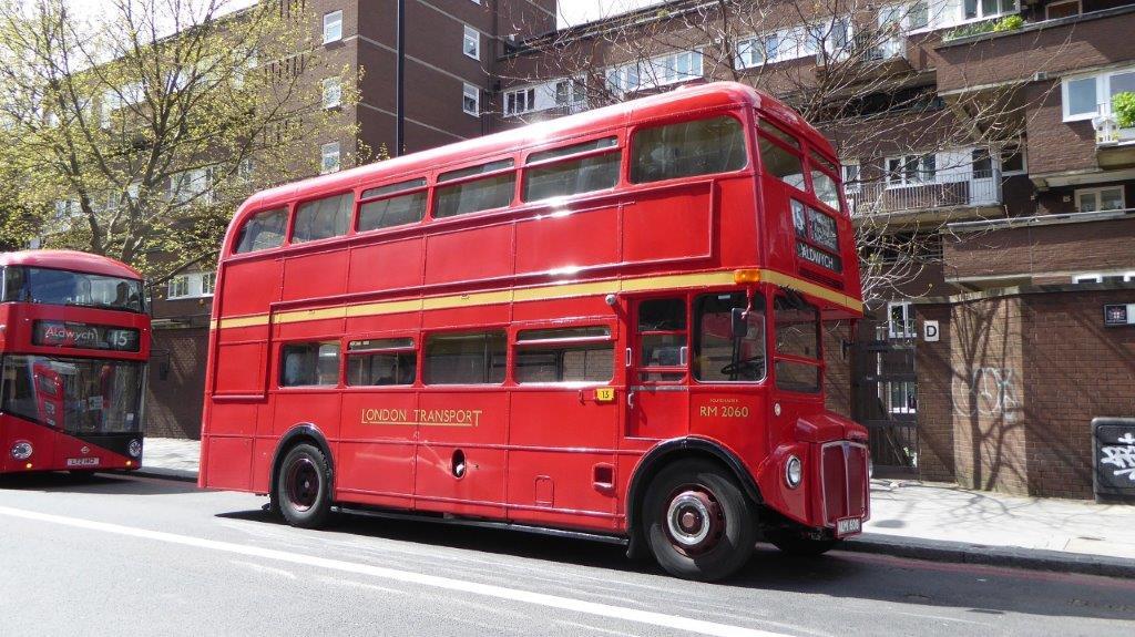 Dubbeldekker Londen