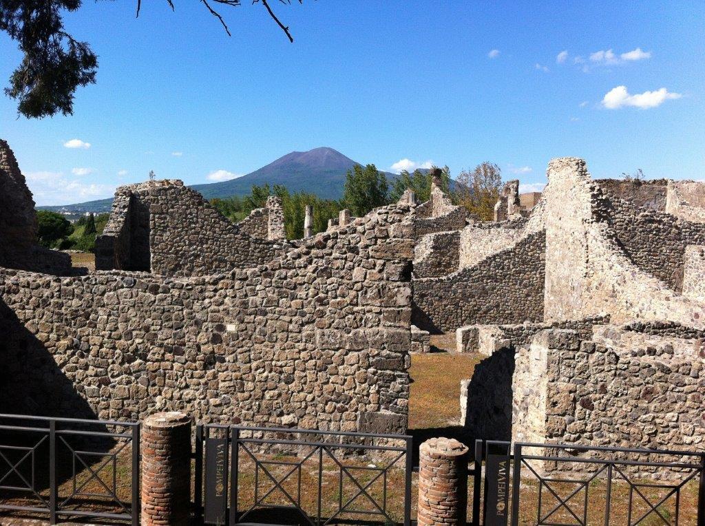 Pompeii Italië