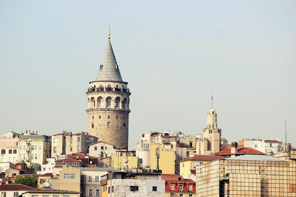Galatatoren Istanbul