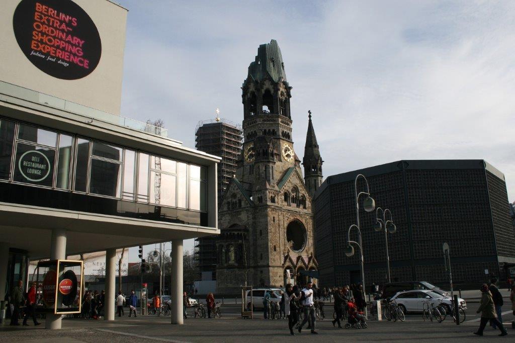 Gedachtniskirche Berlijn