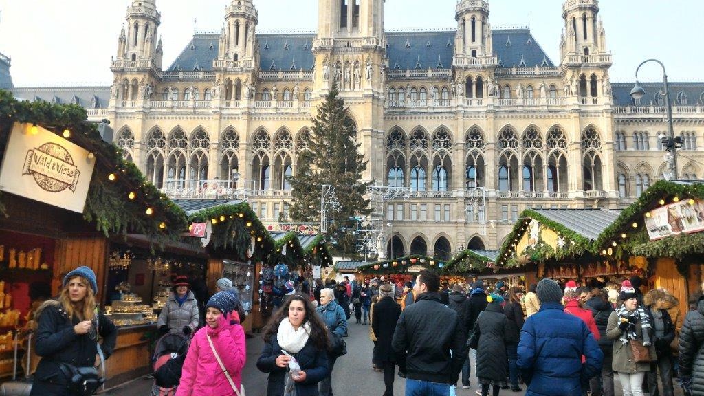 Kerst in Wenen