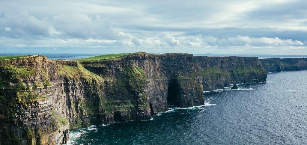 Moher klif Dublin