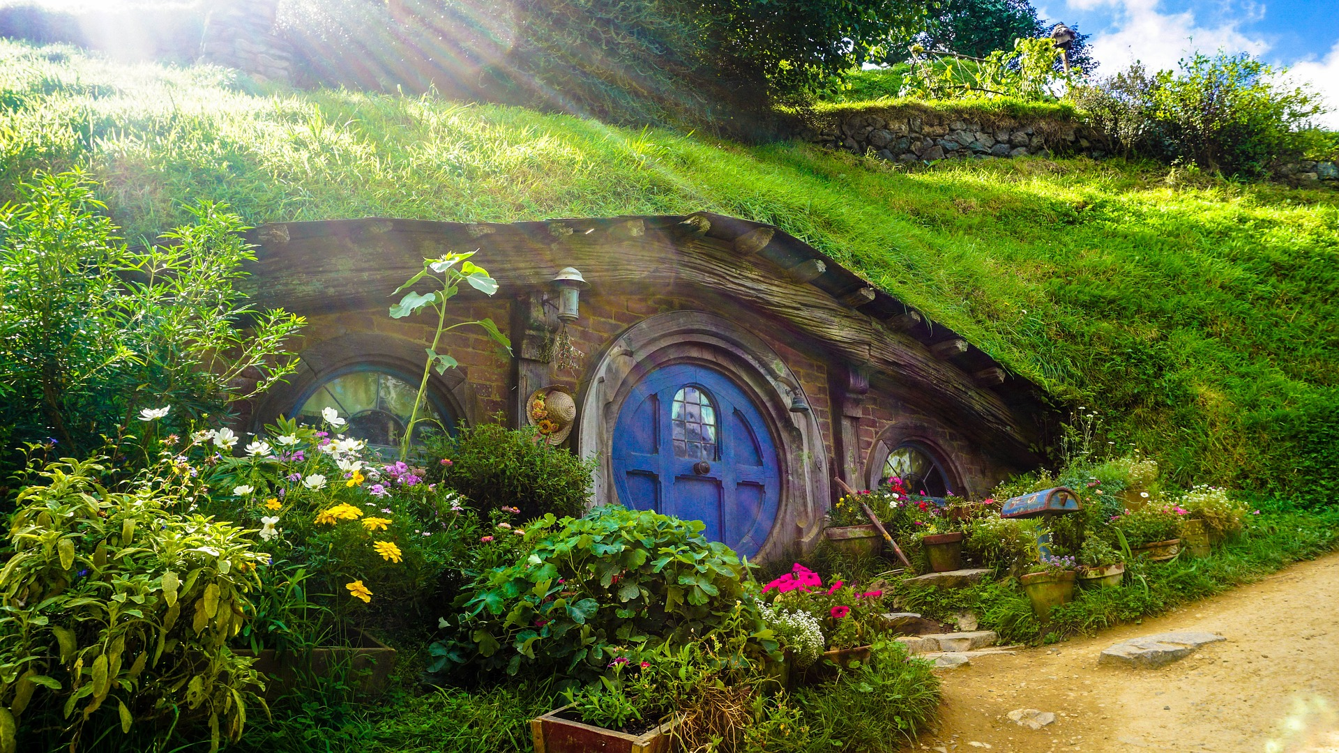 Lord of the rings house nieuw zeeland