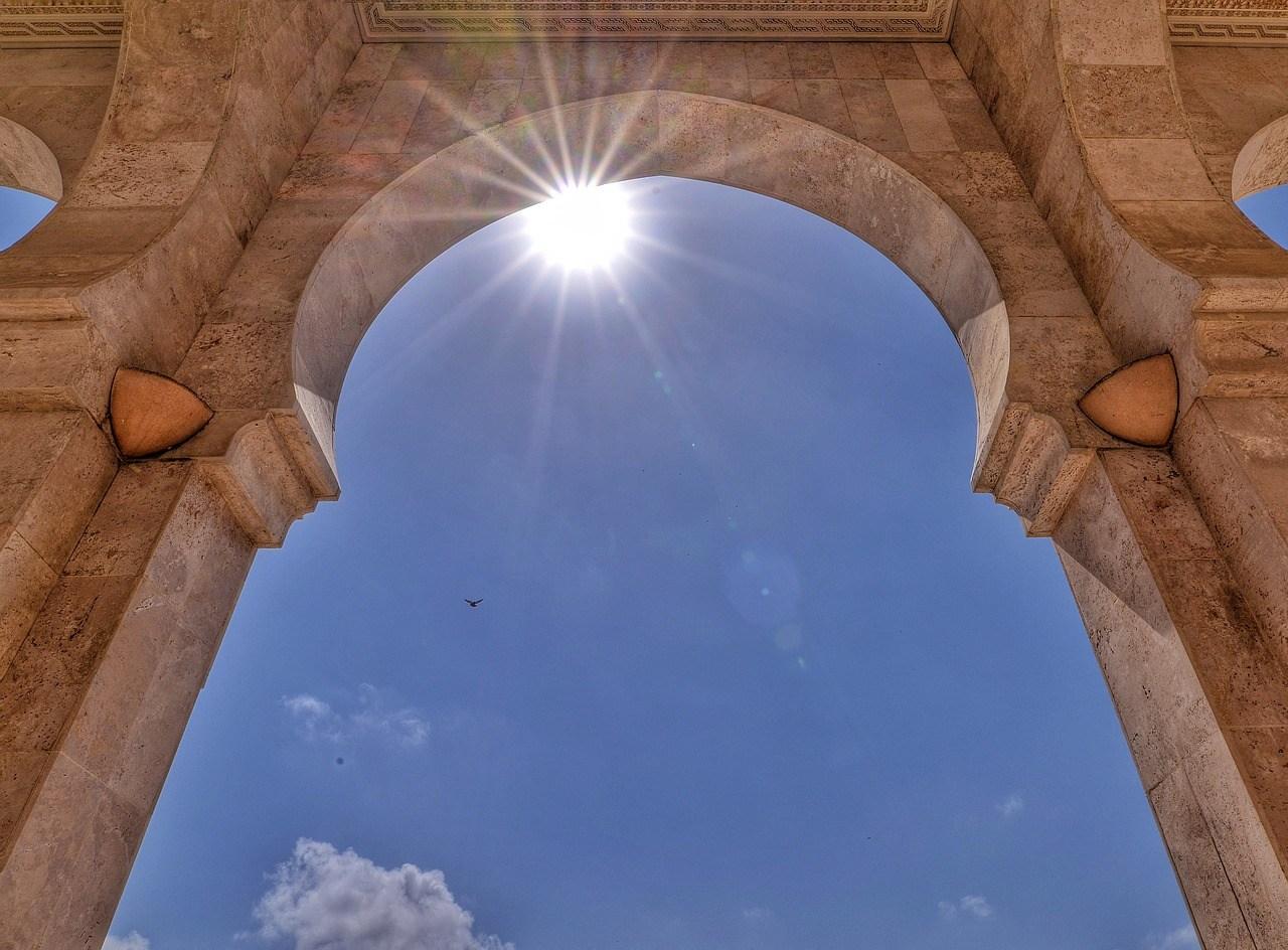 Zon in Marokko